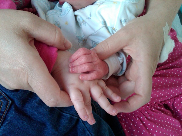 Little Things that Matter - Baby Hands