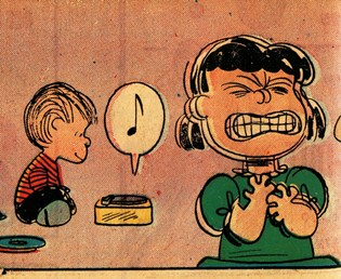 Lucy and Linus Sibling Rivalry, Dr. Barb Psychologist