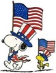 Fourth of July Snoopy