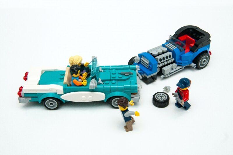 Good Parenting -Lego Car Bang Up - Dr Barbara Pedalino
